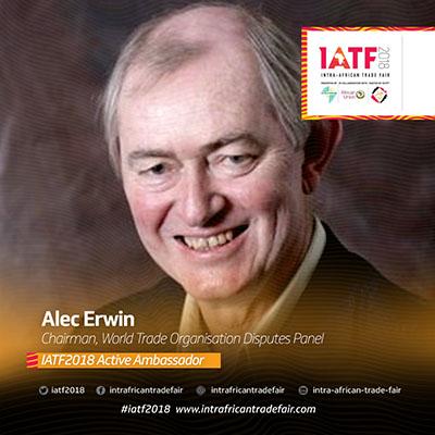 Mr Alec Erwin
