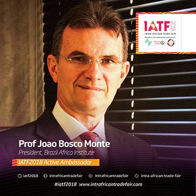 Professor Joao Bosco Monte