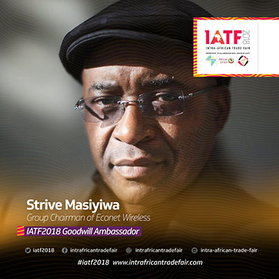Mr Strive Masiyiwa
