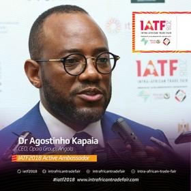 Iatf2018 Ambassadors Intra African Trade Fair