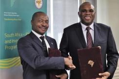 Afreximbank, signataire du protocole d'accord de l'ECIC, investira 1 milliard de dollars pour développer le commerce entre l'Afrique du Sud et les autres pays africains